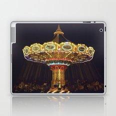 Night Spin Laptop & iPad Skin