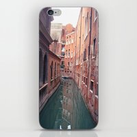 Venetian Corridor iPhone & iPod Skin