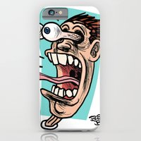 iPhone & iPod Case featuring Double Take Right by Brian Sisson