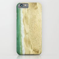 iPhone & iPod Case featuring Sunset Beach by Sharon Mau