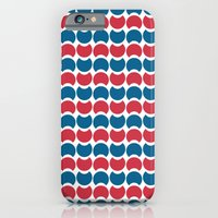 Hob Nob America Stripes iPhone 6 Slim Case