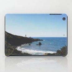 Yaquina Head Lighthouse Couple iPad Case