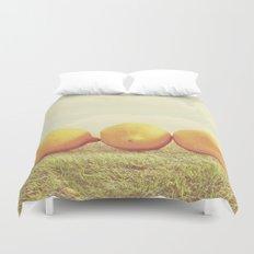 Lemongrass Duvet Cover