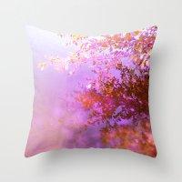 Plum Creek Throw Pillow