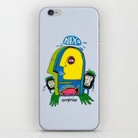 My Imagination iPhone & iPod Skin