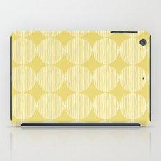 Sunny Circles iPad Case