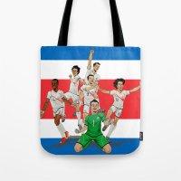 Ticos Tote Bag