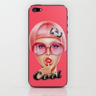 iPhone & iPod Skin featuring Cool Redux by Giulio Rossi