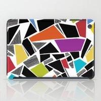 Carnivale Mosaics iPad Case