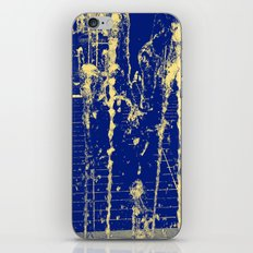 Mas Agua iPhone & iPod Skin