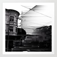 Deconstructions 2B Art Print