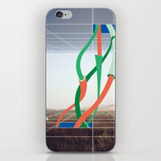 Holodeck iPhone & iPod Skin