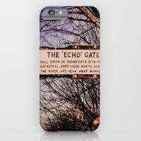 Echo Gate iPhone 6 Slim Case