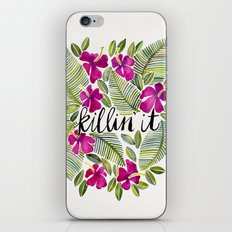 Killin' It – Tropical … iPhone & iPod Skin