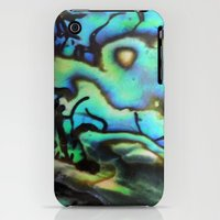 iPhone 3Gs & iPhone 3G Cases featuring Sea Treasure by The Wellington Boot