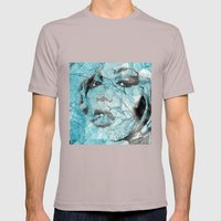 pieces of glass Mens Fitted Tee Cinder SMALL