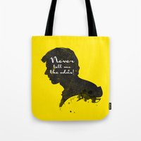 The Odds – Han Solo Silhouette Quote Tote Bag
