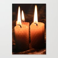 Light Your Way Canvas Print