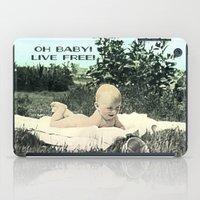 Oh Baby! iPad Case
