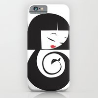 iPhone & iPod Case featuring Spiral by Talkingwatermelon