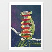 Habitat II Art Print