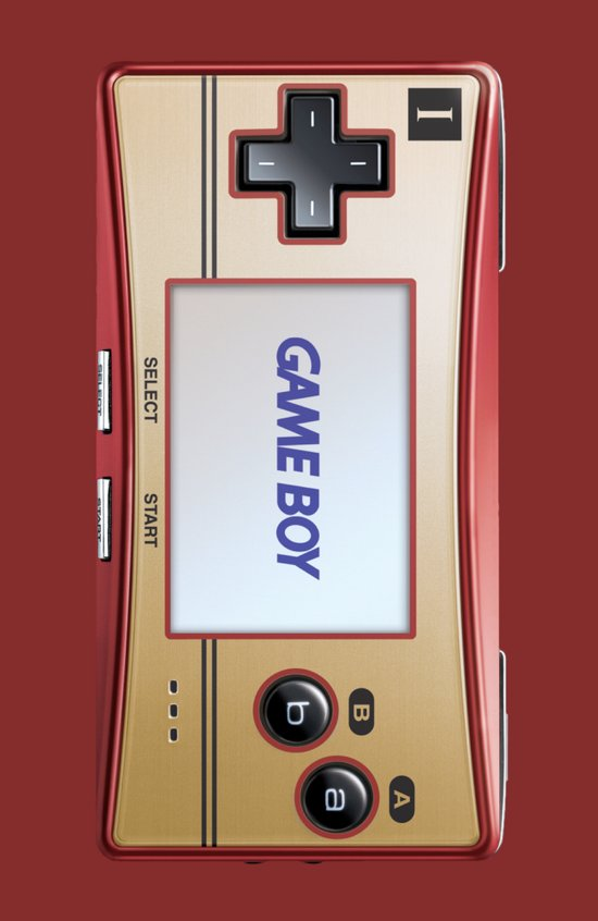 GAME BOY MICRO - for Iphone - Art Print
