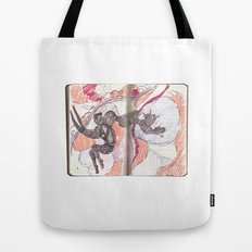 what if you can't sleep Tote Bag