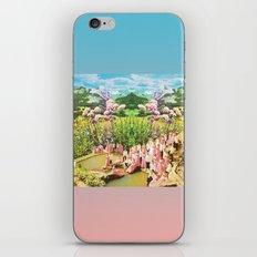 Pink of love  iPhone & iPod Skin