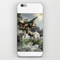Astray Shooting iPhone & iPod Skin