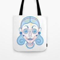 A Rare Girl Tote Bag