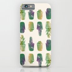 Tropical Cactus  Slim Case iPhone 6s