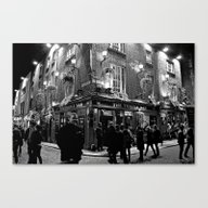 The Temple Bar, Dublin I… Canvas Print