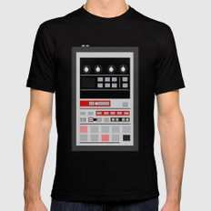 SP-303 Dreams SMALL Black Mens Fitted Tee