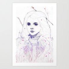 The Hunter Edited Art Print