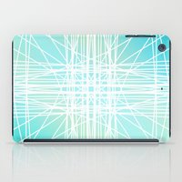 Linear Oceanblast iPad Case