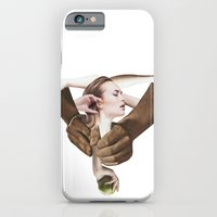 apple iPhone & iPod Cases featuring Apple by fabiotir