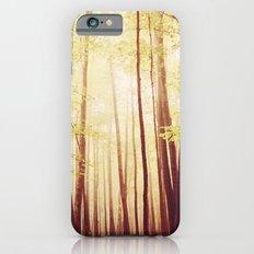 autumn forest   iPhone 6s Slim Case