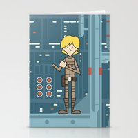 EP5 : Luke Skywalker Stationery Cards