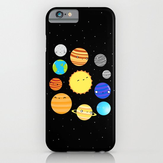 The Solar System iPhone & iPod Case