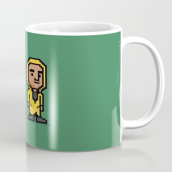 8-Bit: Breaking Bad Mug