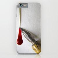 Mighty Pen iPhone 6 Slim Case