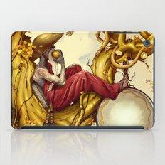 Golden Tree iPad Case