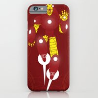 iPhone & iPod Case featuring The Metalurgik by Pahito