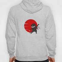 LITTLE NINJA STAR Hoody