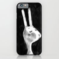 iPhone & iPod Case featuring Bunny by Christina Forshay