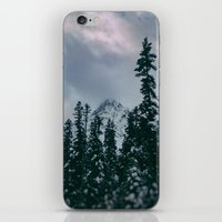 Cascade Winter Mountain iPhone & iPod Skin