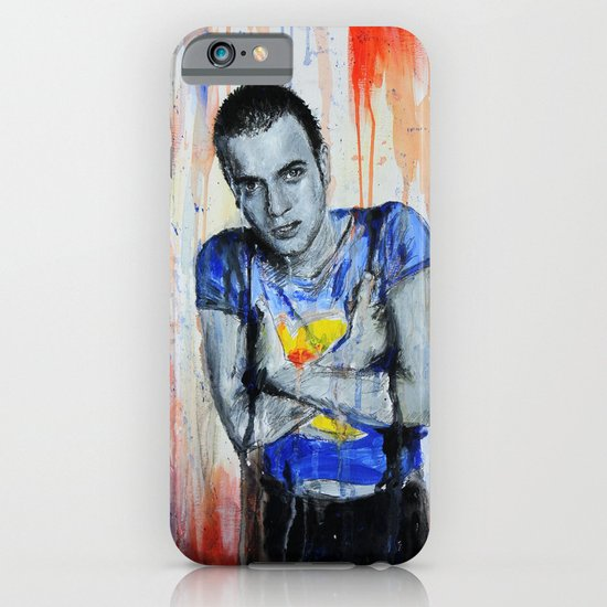 Choose Life  - Mark Renton/  Trainspotting iPhone & iPod Case