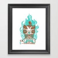 Good To The Last Drop - … Framed Art Print