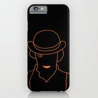 Mr. DeLarge iPhone 6 Slim Case