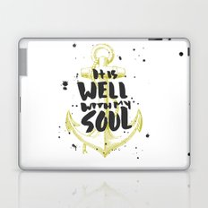It is Well With My Soul Laptop & iPad Skin